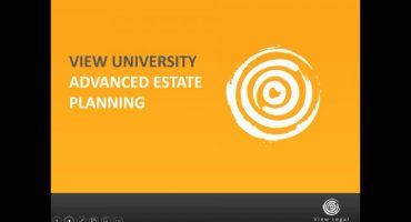 Welcome - advanced estate planning
